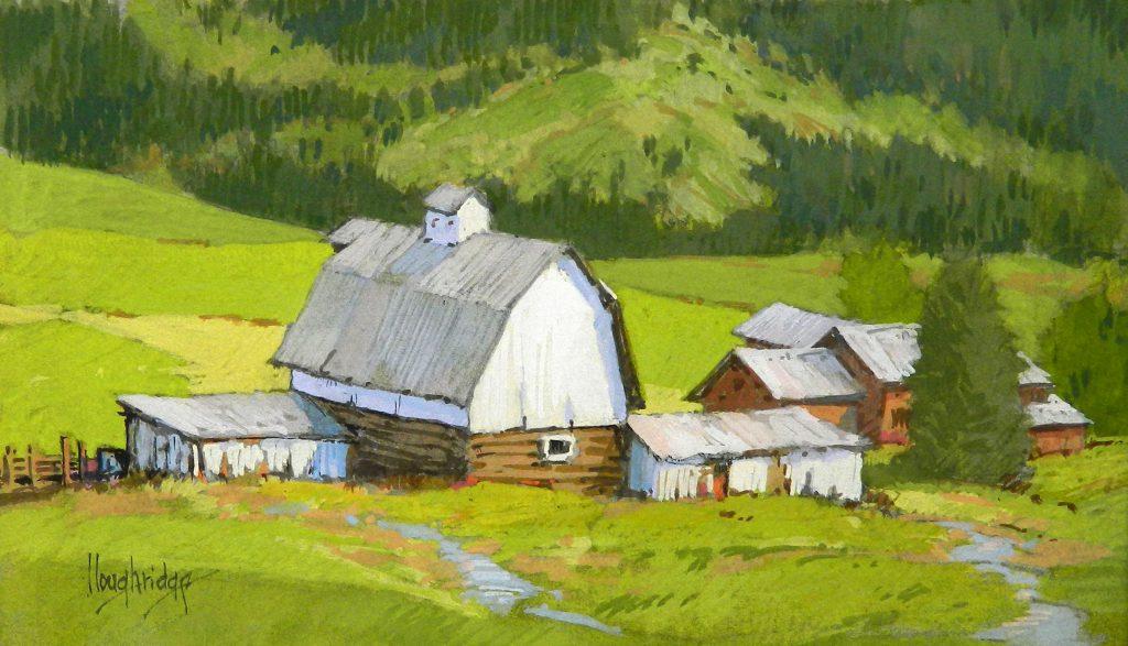 Leon Loughridge - Mountain Ranch