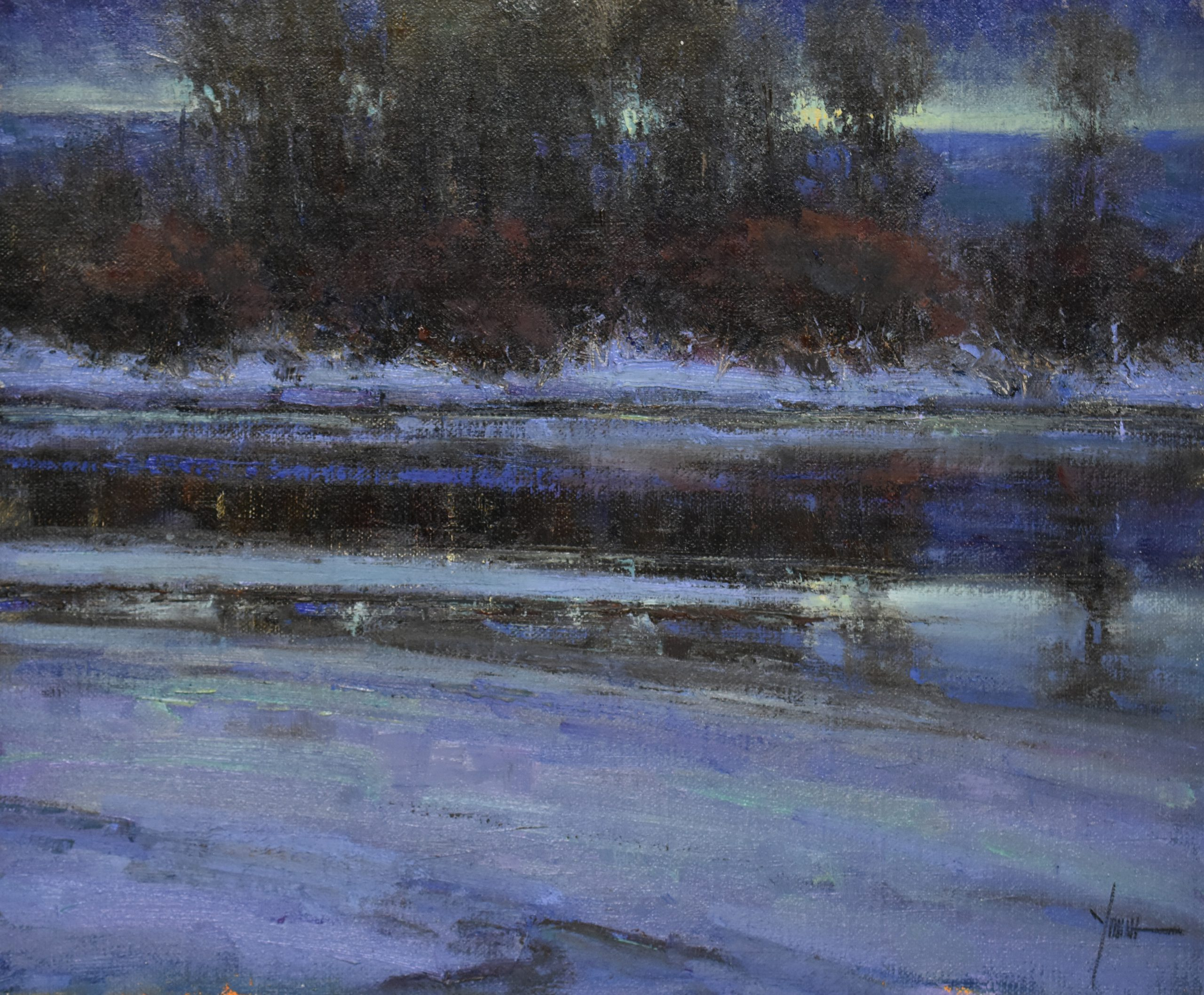 Dan Young - Night Ice