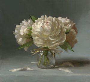 Sarah Lamb - Peonies