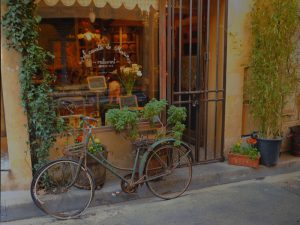 Tom Korologos - Provencal Bike 01, UNF