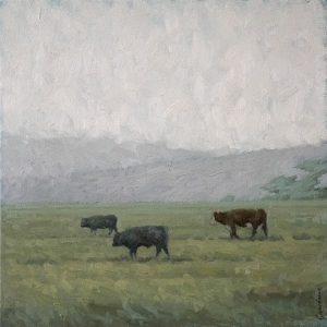 Terry  Gardner - Purple Hills