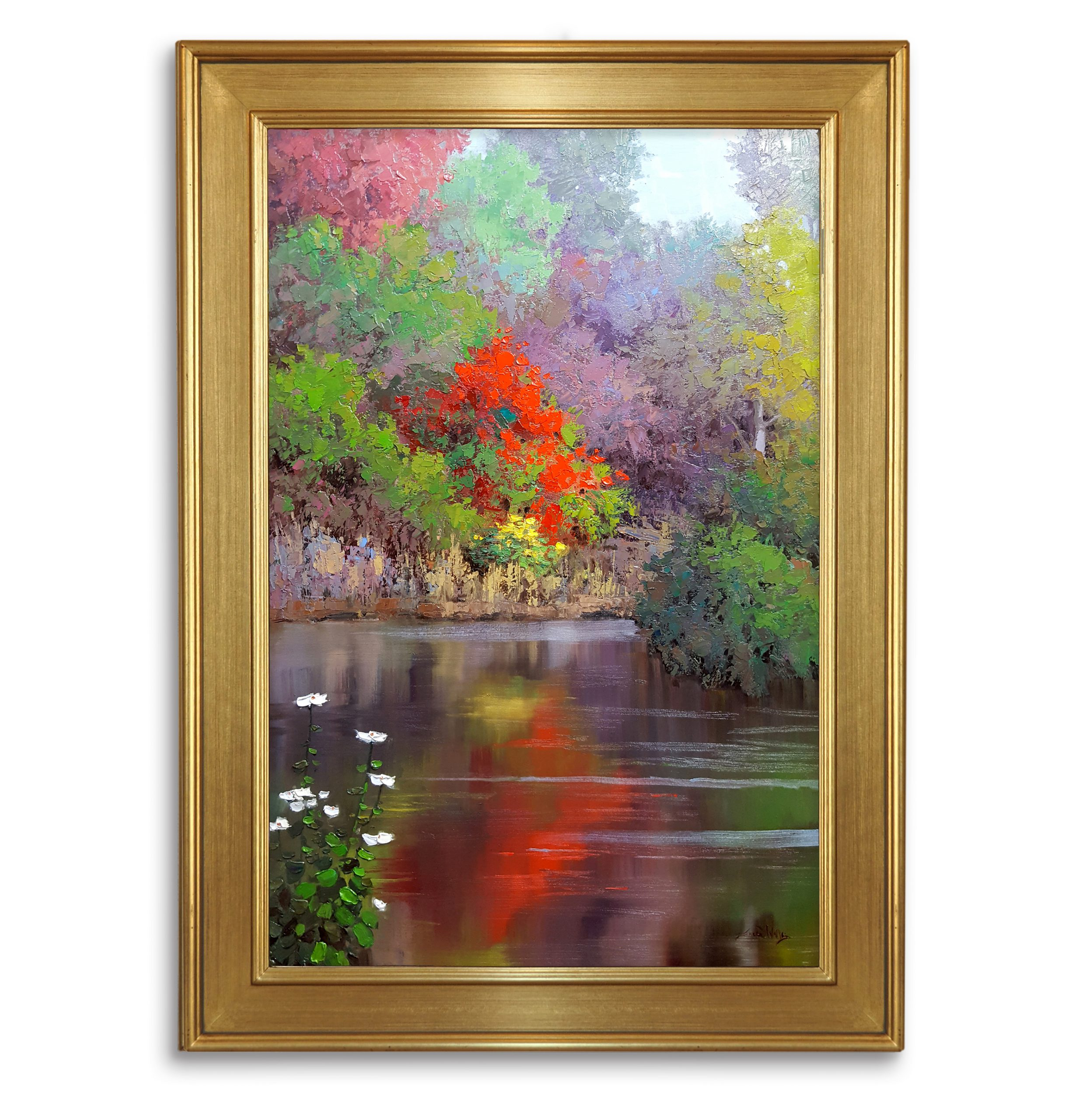 Sean Wallis - Reflecting Elegance