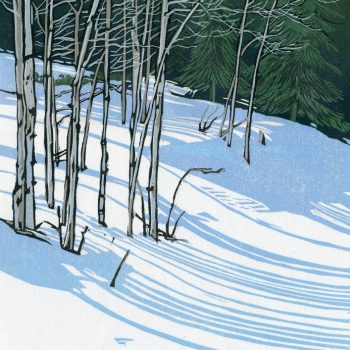 Sherrie York - Snow Shadows II 5/10