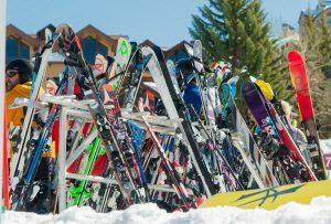 Tom Korologos - Snowmass Ski Mayhem, 2