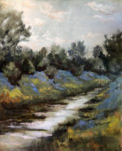 Marie Figge Wise - Spring Creek