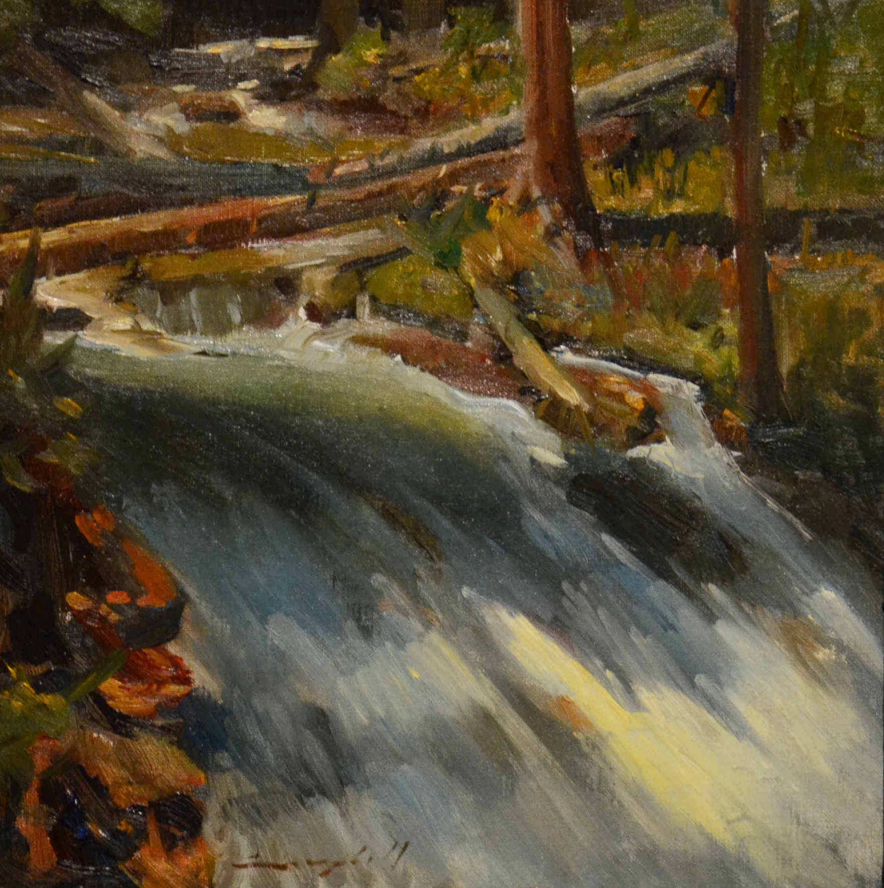 Peter Campbell - Spring Runoff