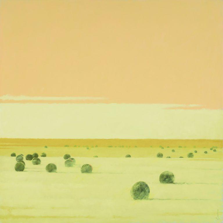 Terry  Gardner - Sunrise on the Plains