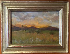 Marie Figge Wise - Sunrise Study