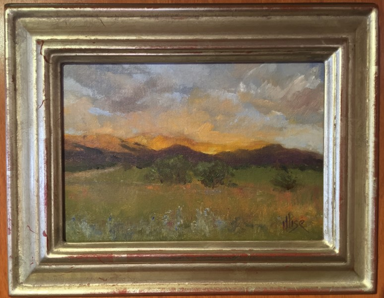 Marie Figge Wise - Sunrise Study