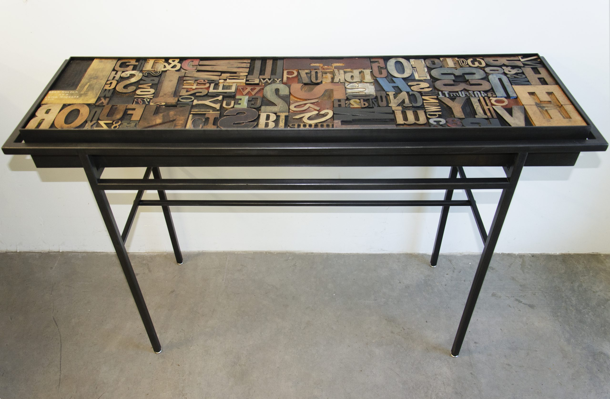 Lloyd  Schermer  - Table 2