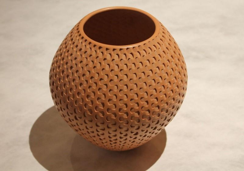 Michael Wisner - Terracotta Dovetail