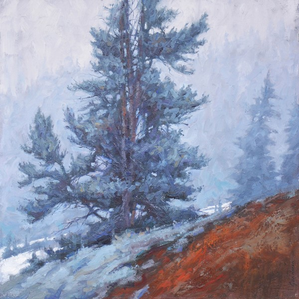 Terry  Gardner - The End of Winter