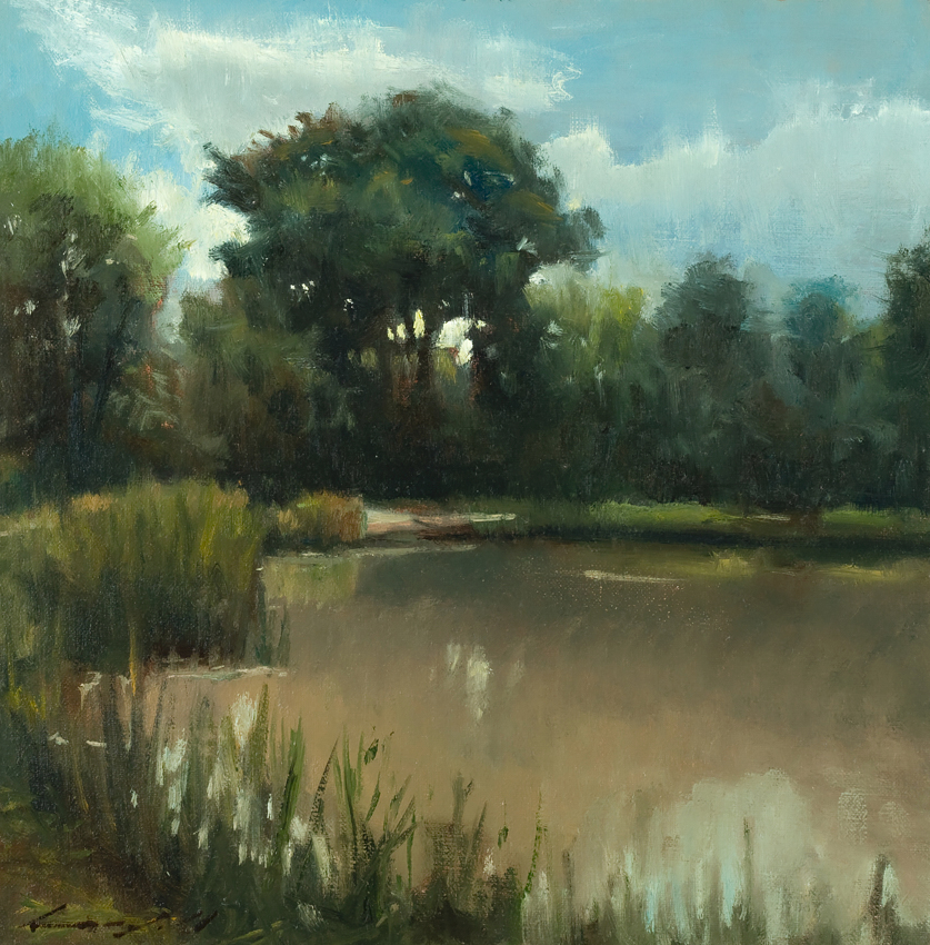 Peter Campbell - The Pond