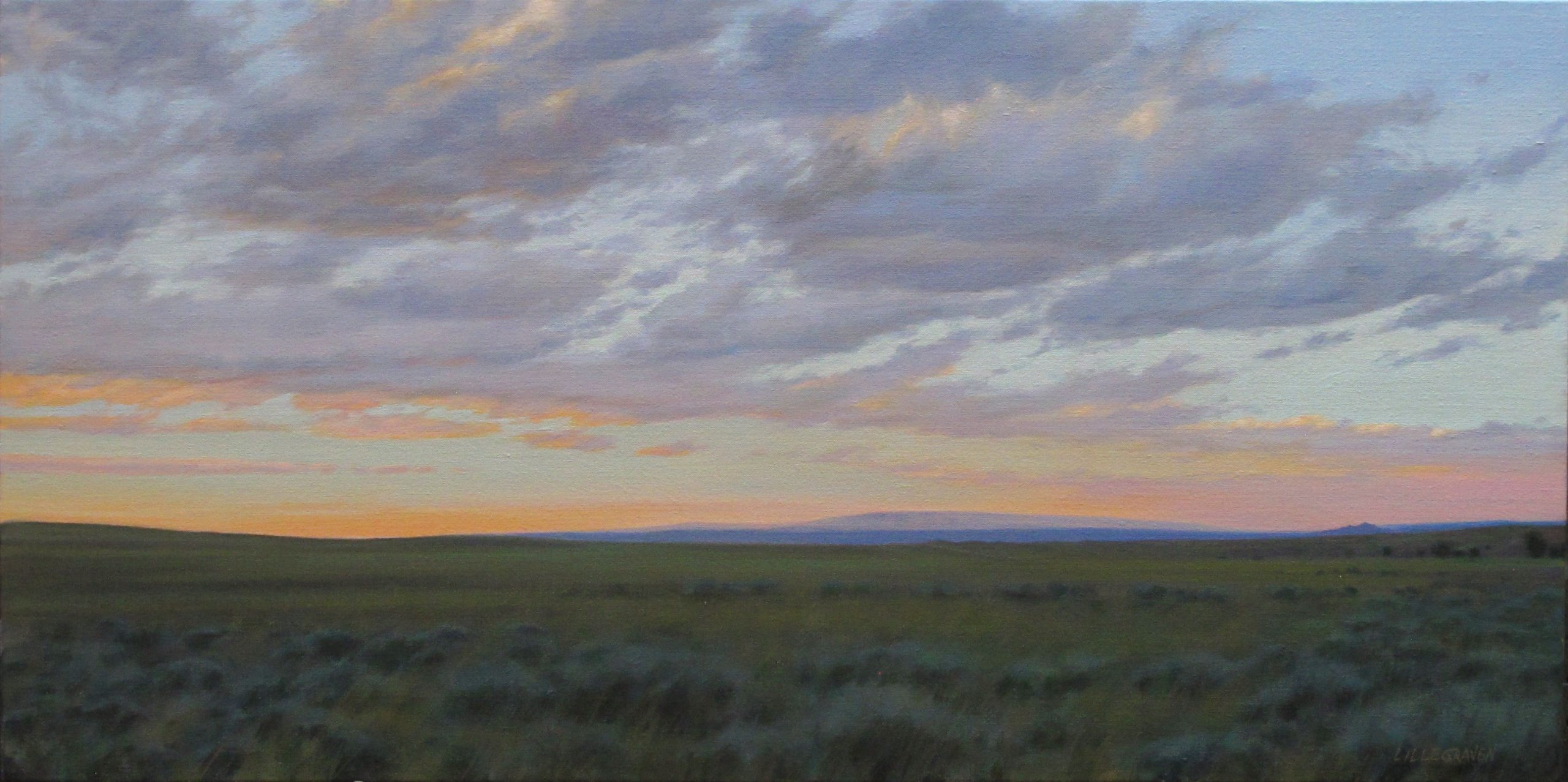 Linda Lillegraven - The Pryor Mountains