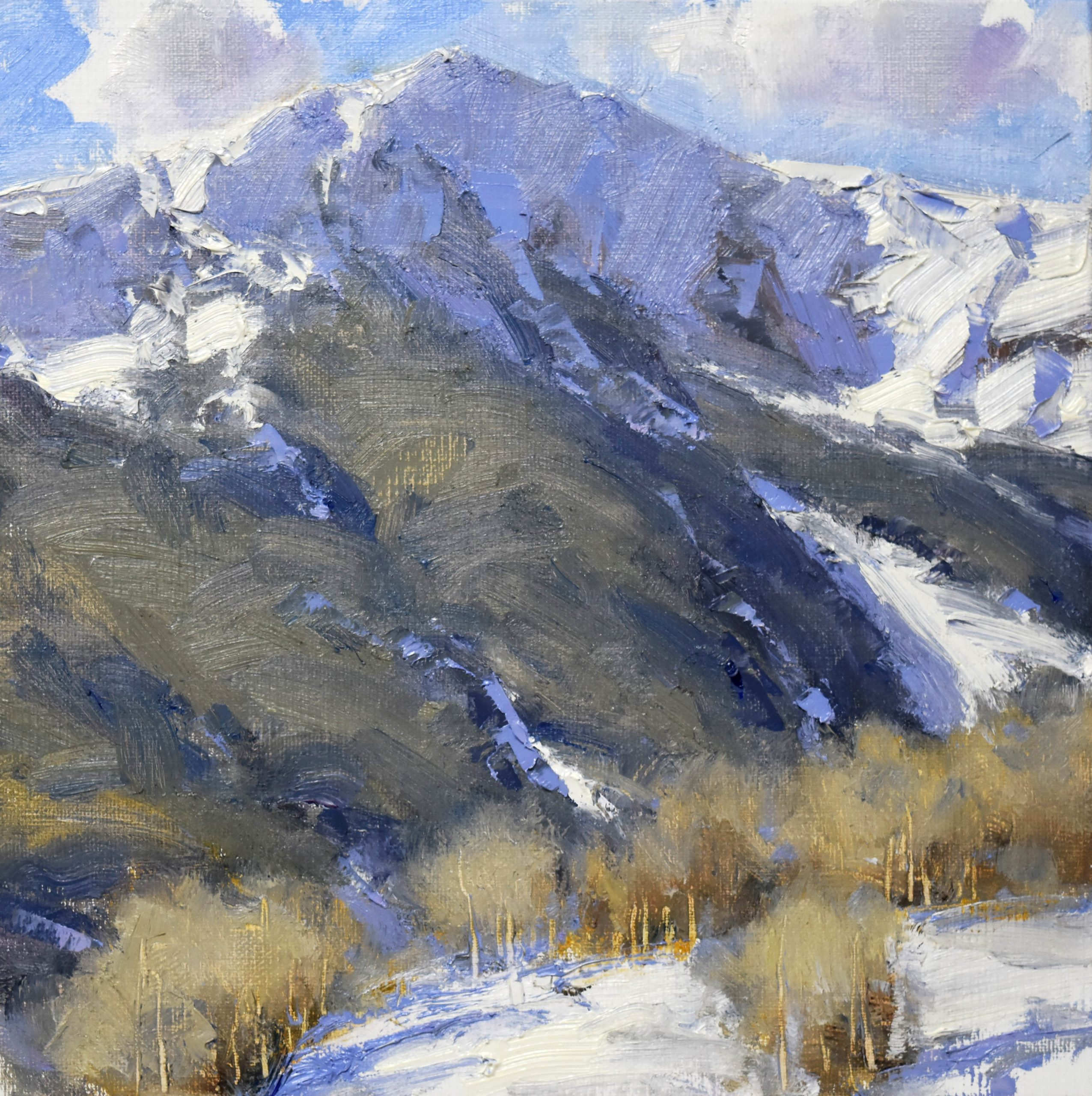 Dan Young - Top of the Pass