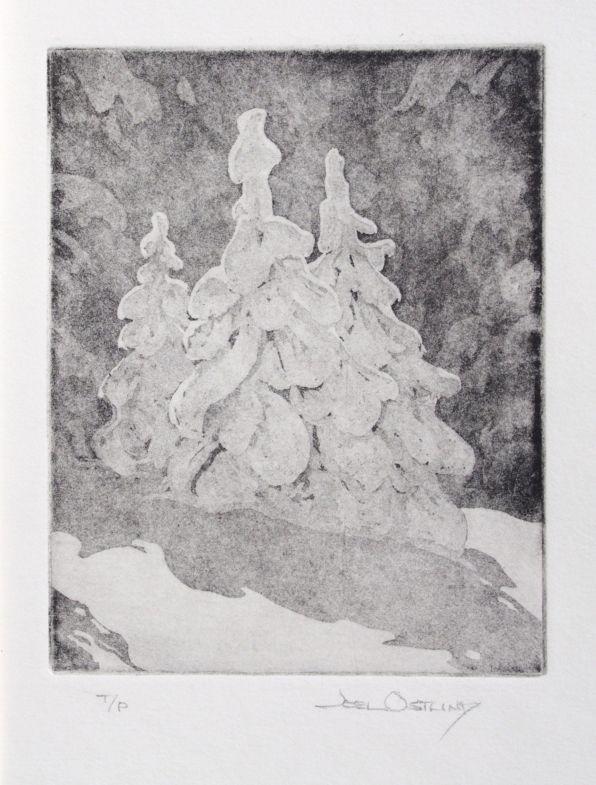 Joel Ostlind - Treeage