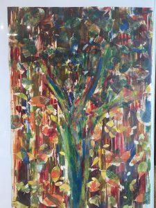 Lloyd  Schermer  - Trees # 1