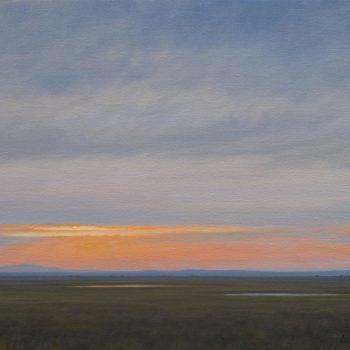 Linda Lillegraven - Two Prairie Ponds