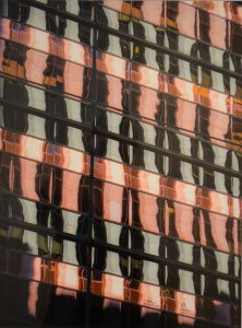 Tom Korologos - Urban Reflection
