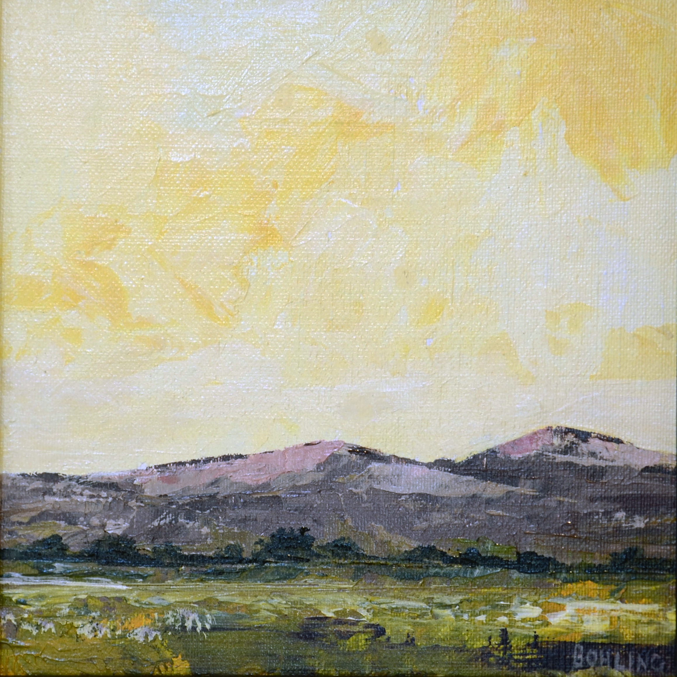 James Bohling - Watching Over the Grasses