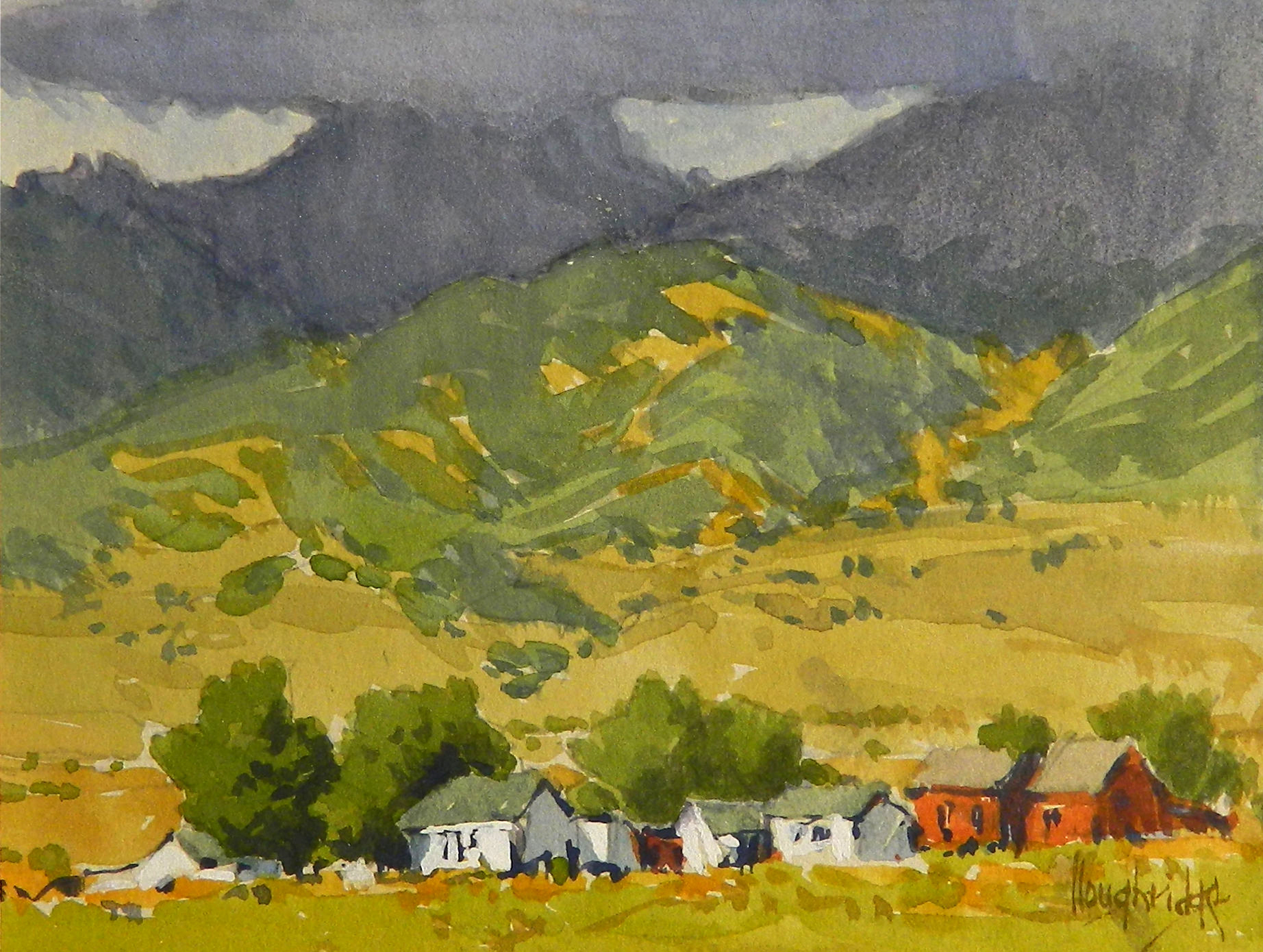 Leon Loughridge - Westcliffe Ranch