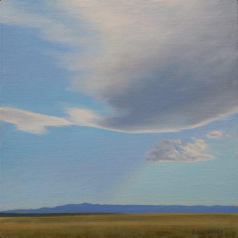 Linda Lillegraven - Western Skies 5