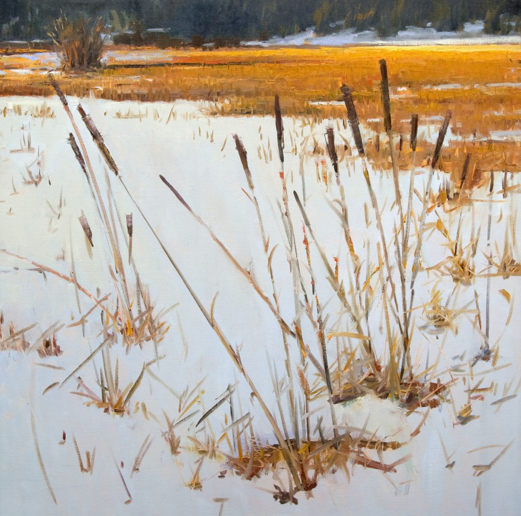 Peter Campbell - Winter Grasses