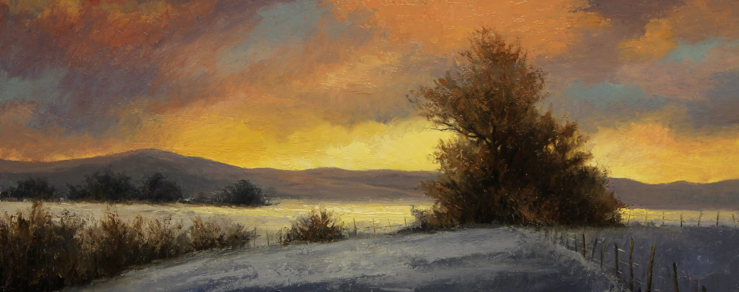 Simon Winegar - Winter in Color