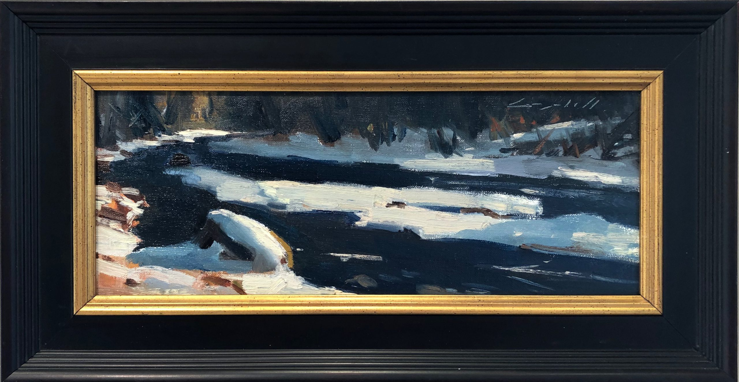 Peter Campbell - Winter on the Roaring Fork