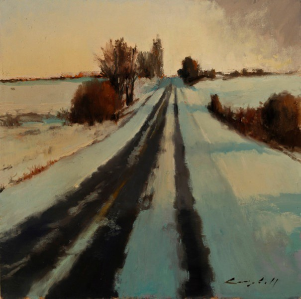 Peter Campbell - Winter Road