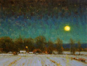 Dan Young - A Winter's Moon
