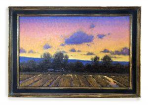 "Dan Young - Dan Young ""Evenings Finest"" Commission - Triplett"