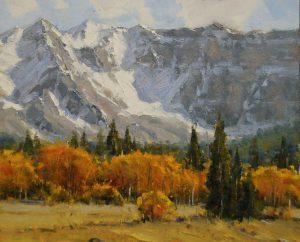 Dan Young - Fall Near Telluride