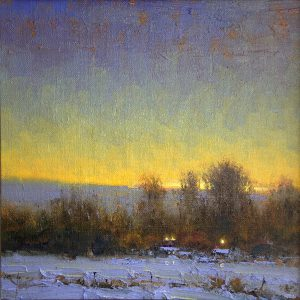 Dan Young - First Lights of the Day