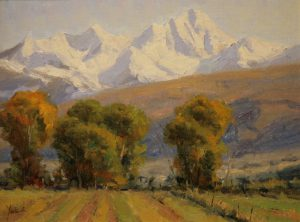 Dan Young - FIRST SNOW ON THE ELK RANGE
