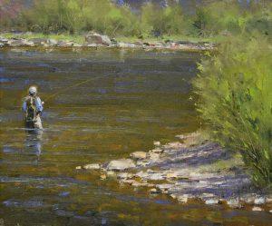 Dan Young - Fishing the Bend