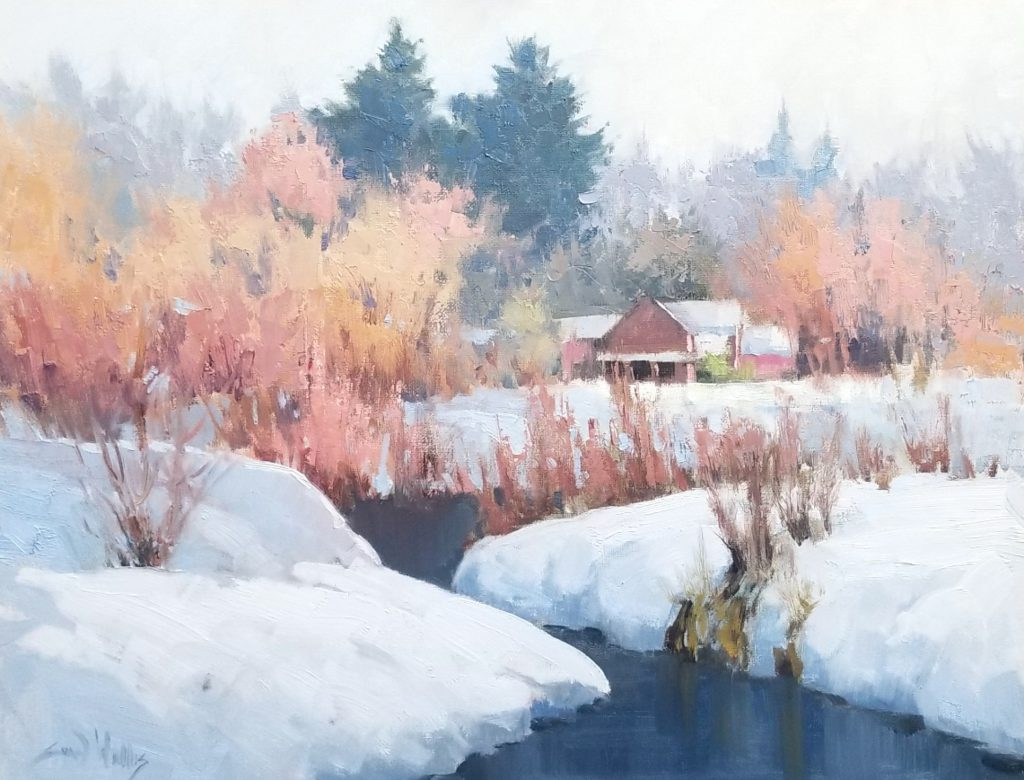 Sean Wallis - Winter Haze