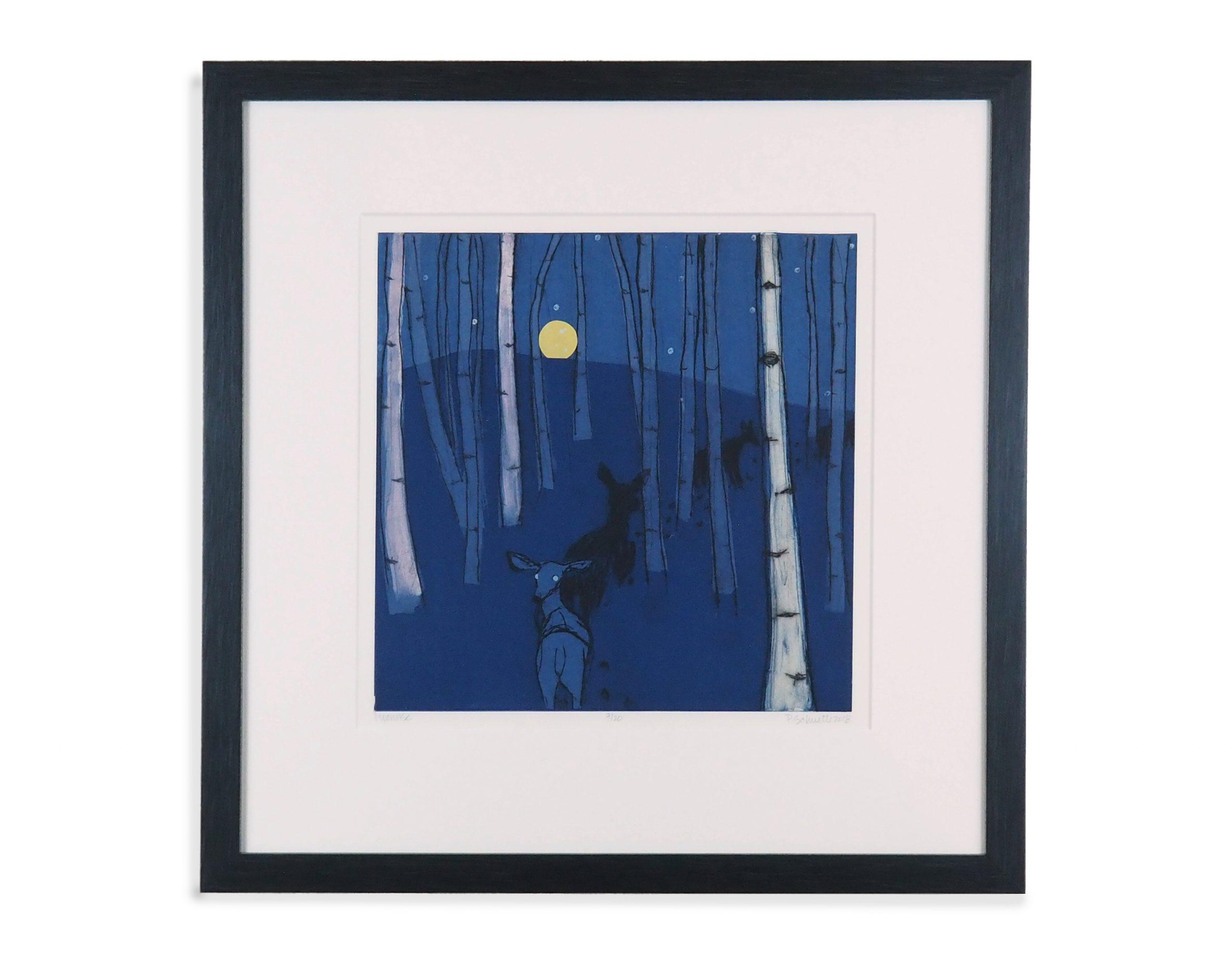 Paula Schuette Kraemer - Moonrise
