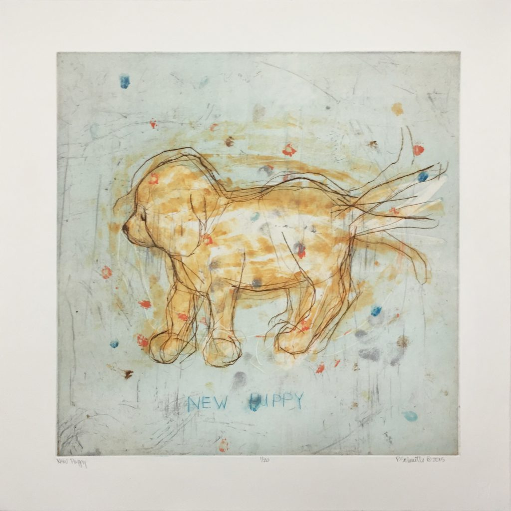Paula Schuette Kraemer - New Puppy 6/20 UNF
