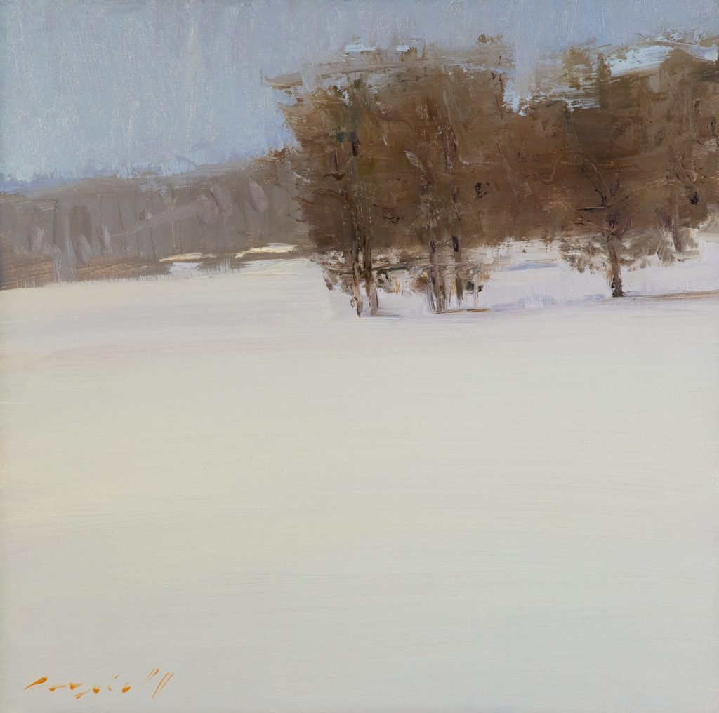 Peter Campbell - Winter Silence