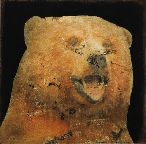 Mike Weber - Bear, 2016