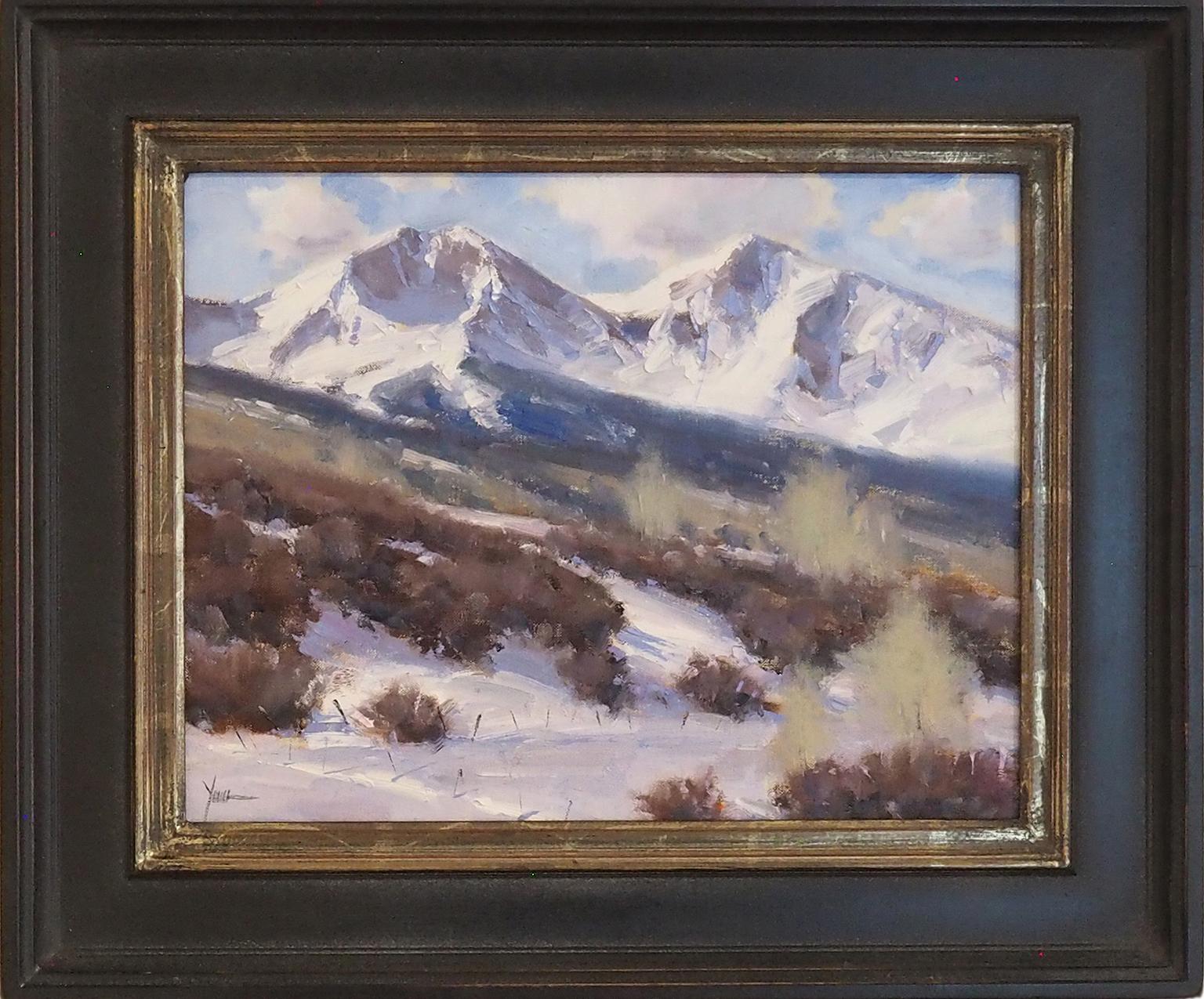 Dan Young - Below Sopris Mountain Ranch