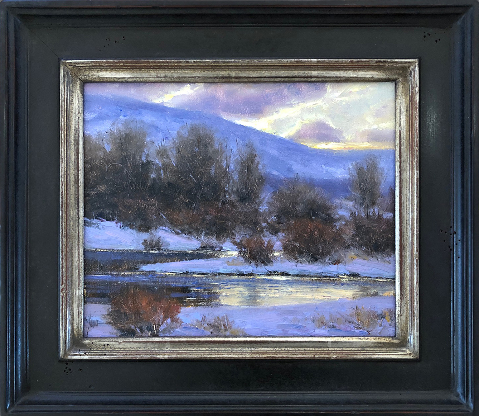 Dan Young - Evening on the Colorado