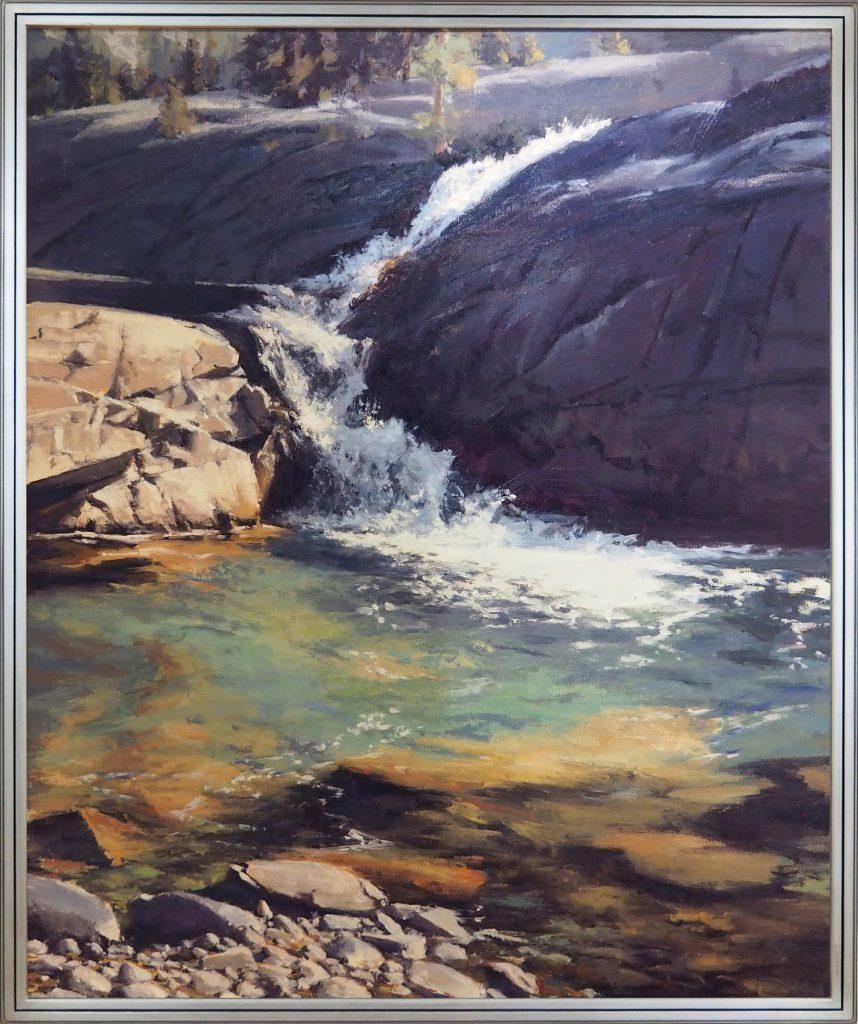 Kate Starling - High Mountain Falls