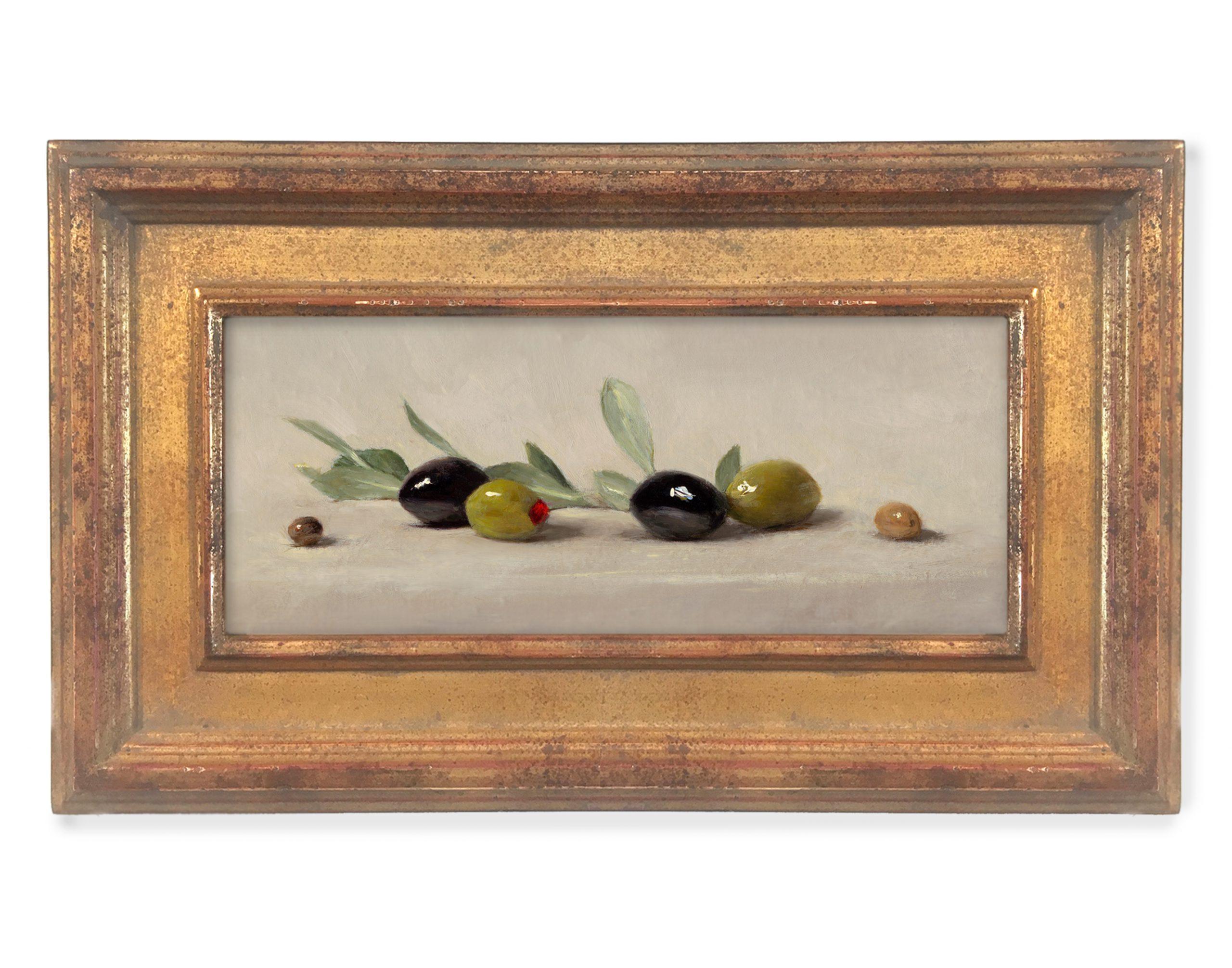 Sarah Lamb - Olives and Leaves