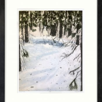 Paula Schuette Kraemer - Snow Scene 1/20