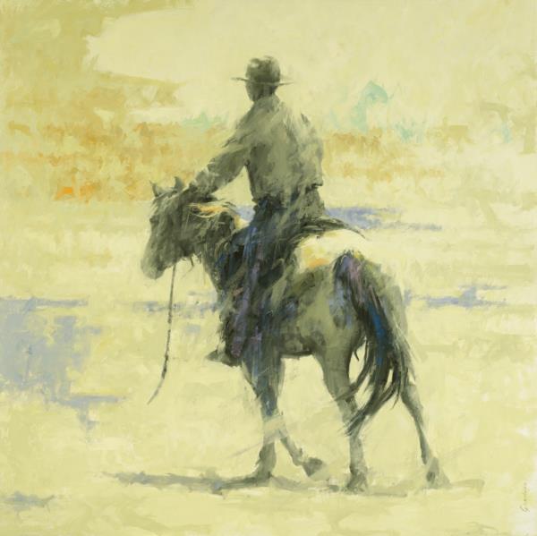 Terry  Gardner - Chasing the Bull