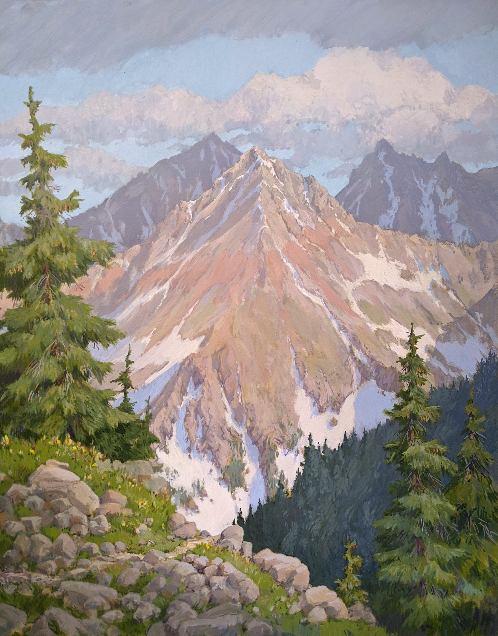 Leon Loughridge - From Cottonwood Pass