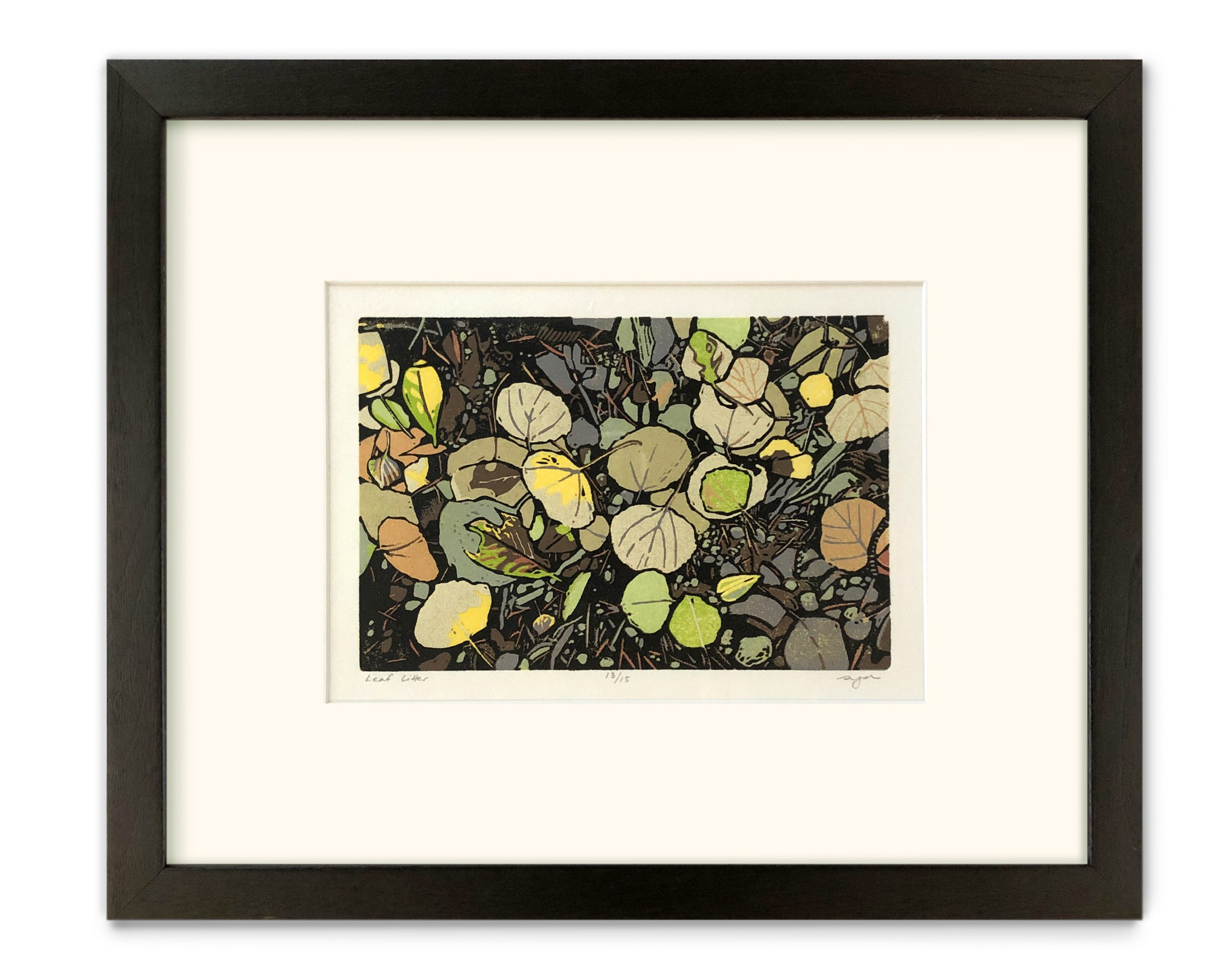 Sherrie York - Leaf Litter