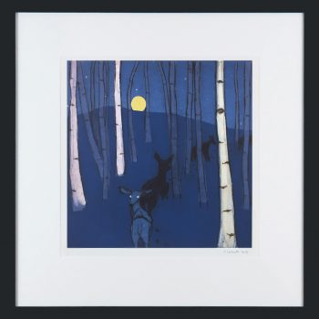 Paula Schuette Kraemer - Moonrise 13/20